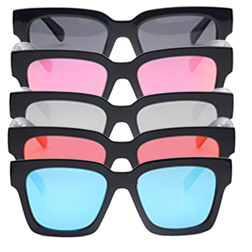 Unique Design Fashion Sunglasses Unisex Sun Shades Polarized Sunglasses