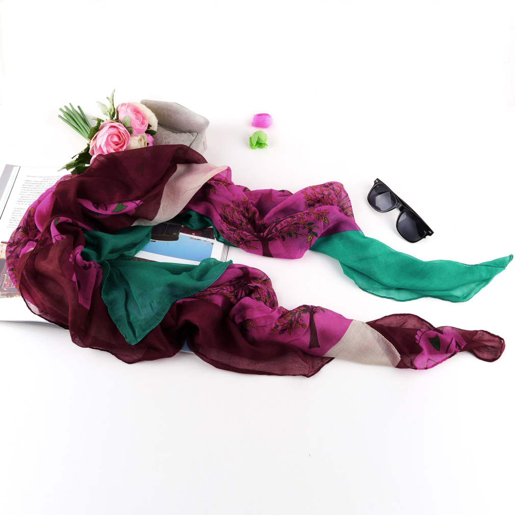 Paris Several colors style Scarf for fashion women