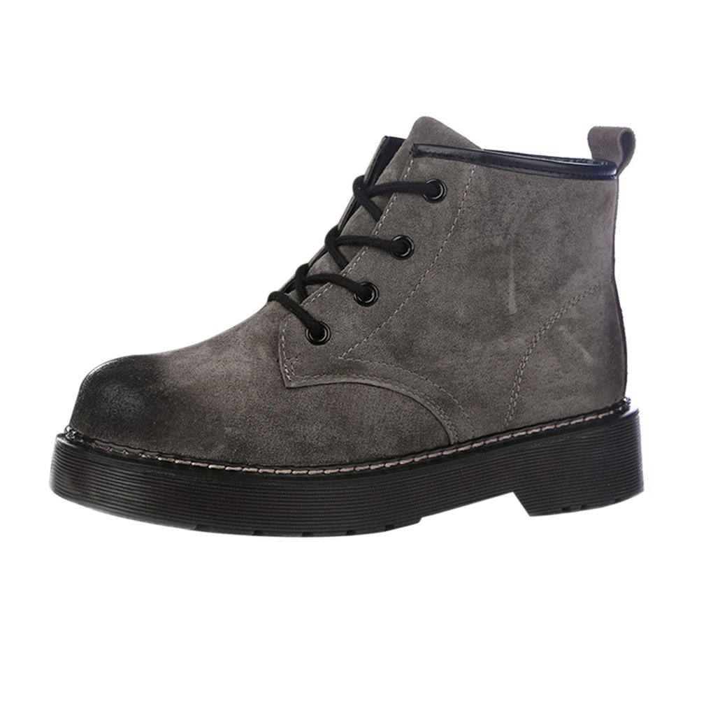 Renben Women's Fashion Martin Boots 12158 Ankle Boots for Winter and Autumn