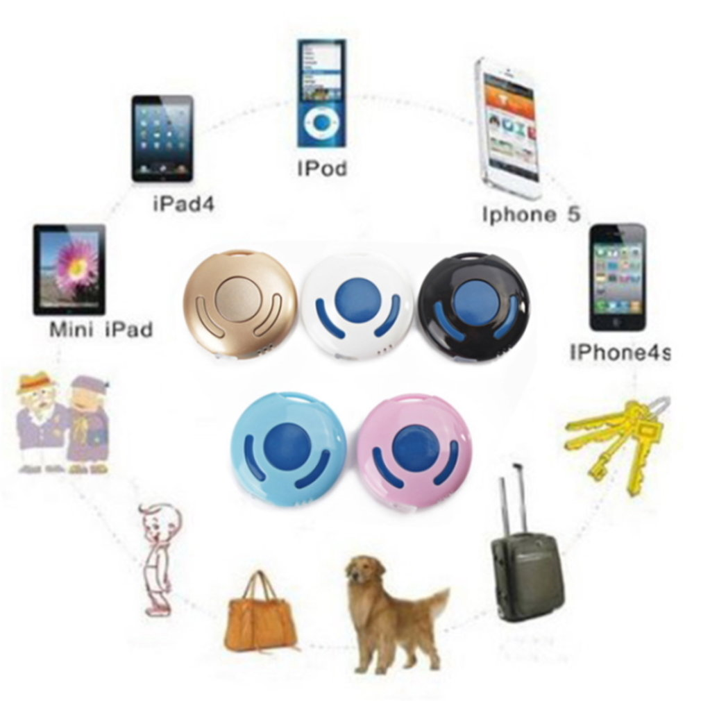 Bluetooth 4.0 Anti-lost Key Chain Finder For iPhone5 for iPhone4s for iPad Mini