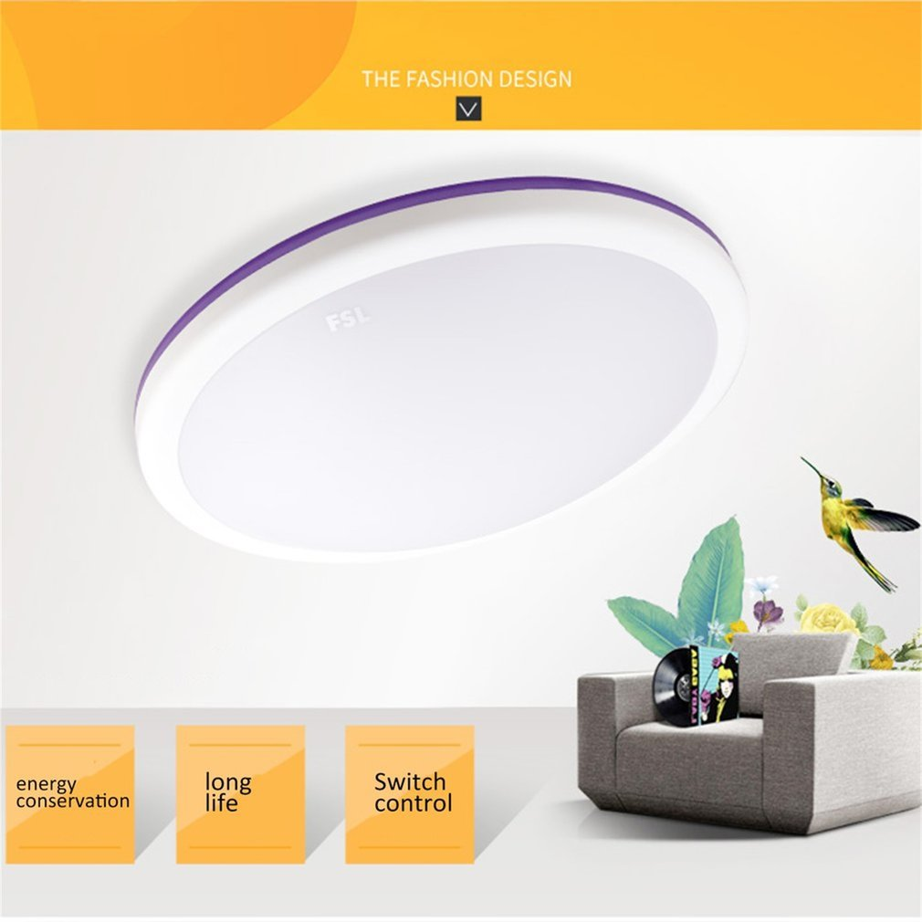 FSL FAX28015 Living Room Light Bedroom Lamp LED Dimming Color Changing Lamp