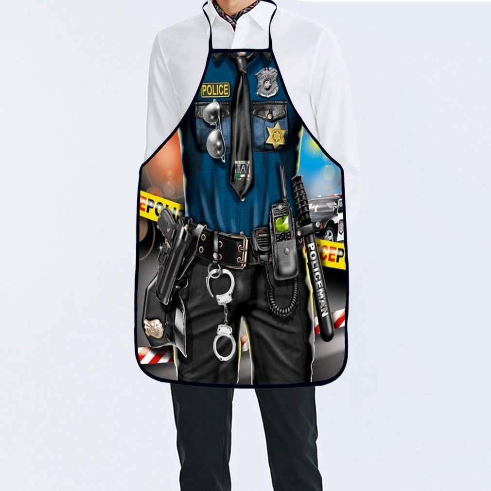 Funny Kitchen Apron Sexy Adults Apron Women Men Dinner Party Cooking Apron