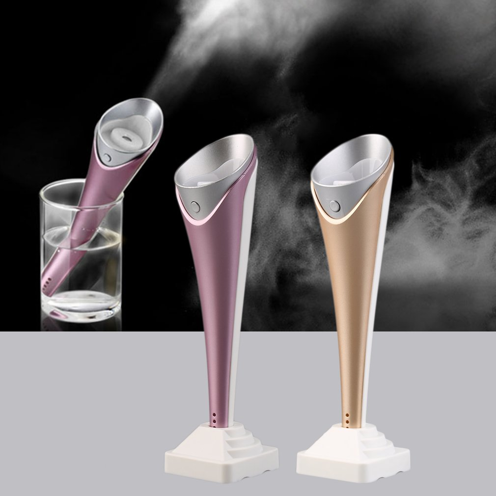 Mini Multifunctional Torch Shaped Humidifier Air Purifier Aroma Diffuser