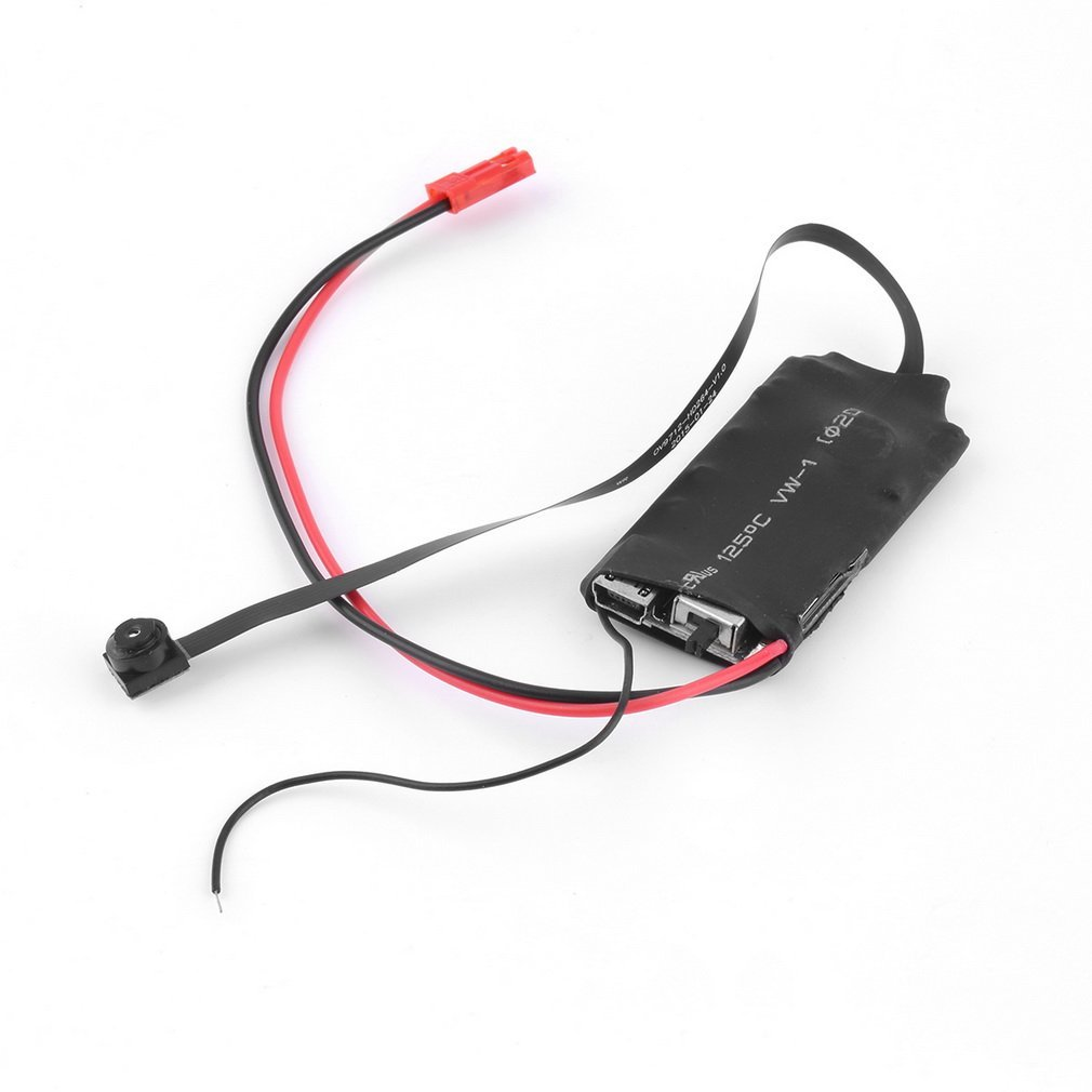 Wireless HD 1080P DIY Module Camera Video MINI DV DVR Motion Remote Control