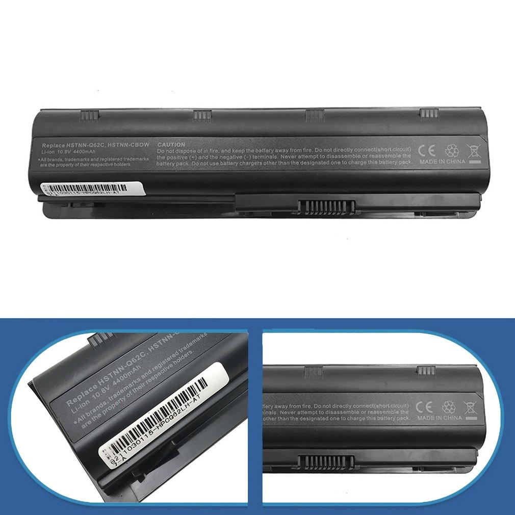 6 Core Shockproof 10.8V 4400mAh Laptop Notebook Battery Suitable for HP Presario CQ42-294TX/354TU/295TX/354YX/300