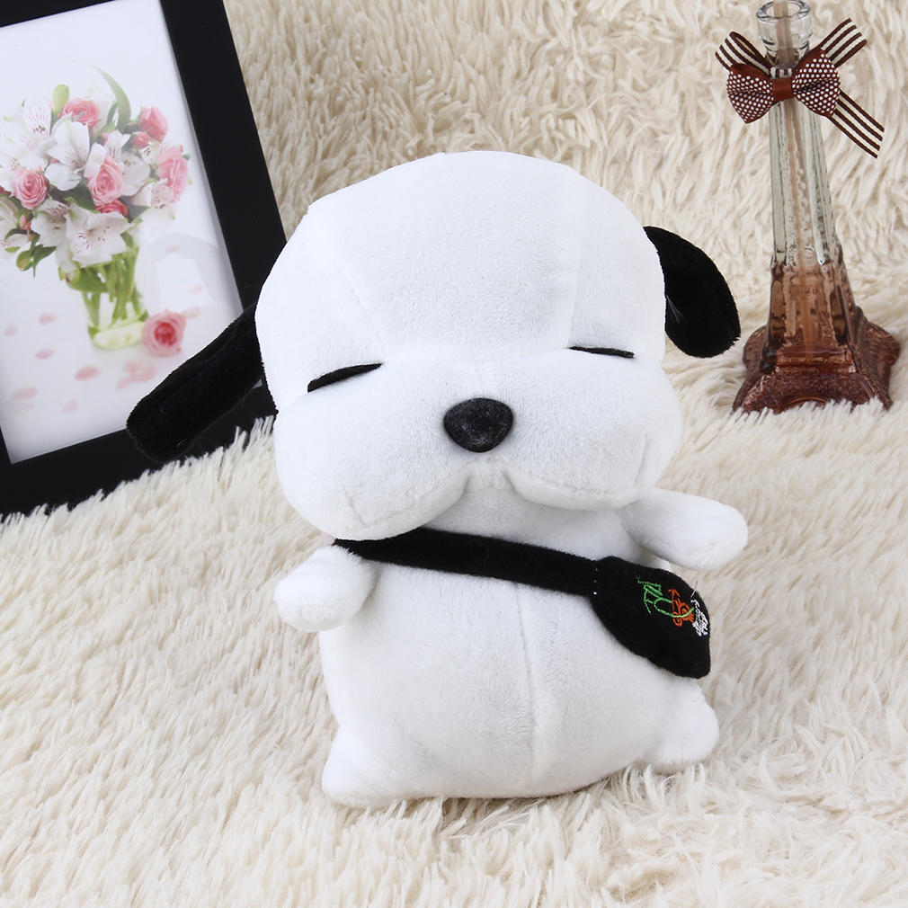Cute Plush Dog 18cm/25cm Lovers Presents Cottton Animal Soft Stray Dogs Toys
