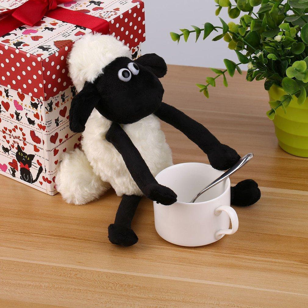 Hot Shaun The Sheep Lamb Creative Very Cute Plush Toys For Children's Gift