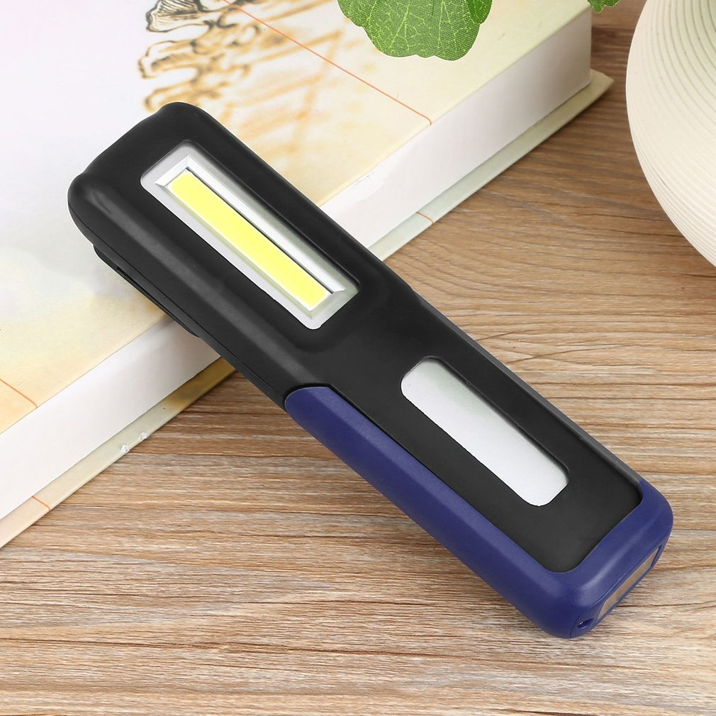 Rechargeable COB Work Light ESEN99 (Without Battery) USB Charge COB Light