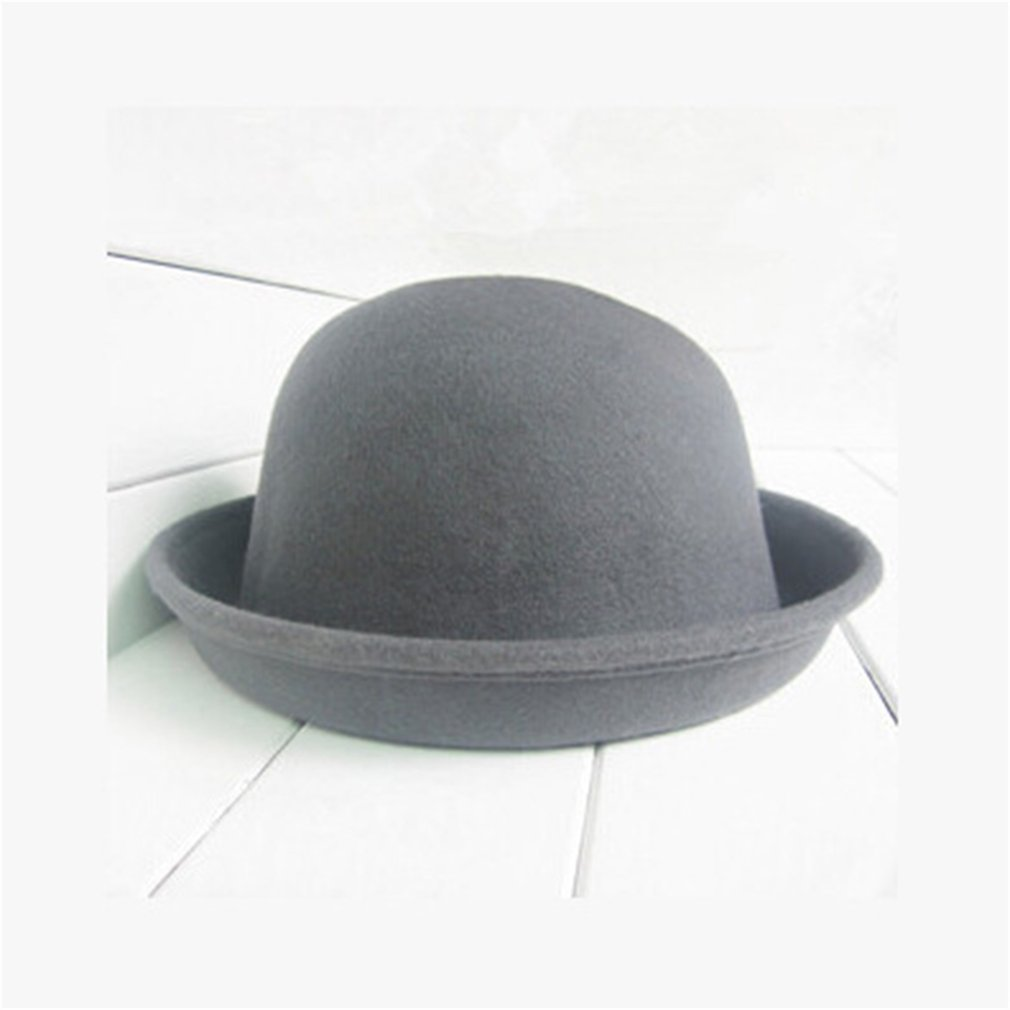 Fashion Lady Vintage Women's Wool Cute Trendy Hat Fashion Cap