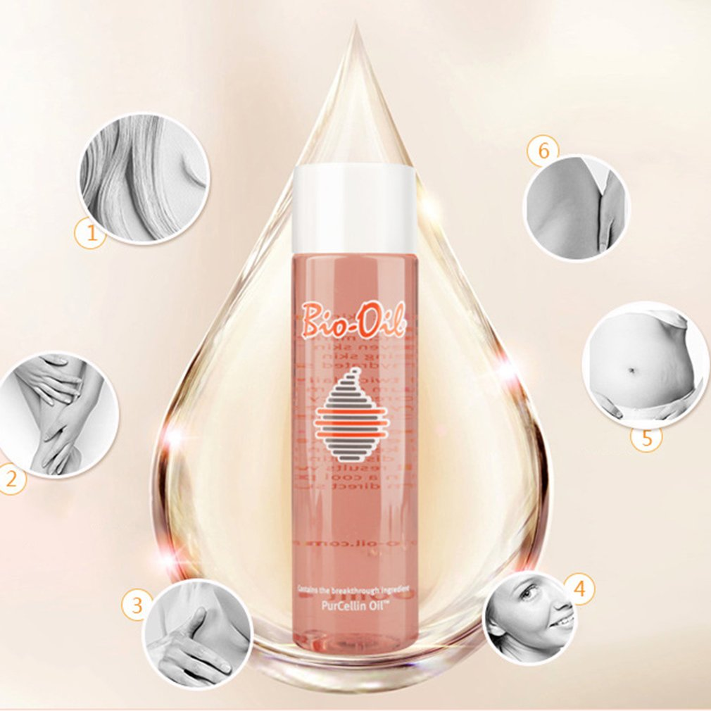 200ml Bio-Oil Effective Spot Acne Treatment Reduce Scars Skin Care Oil