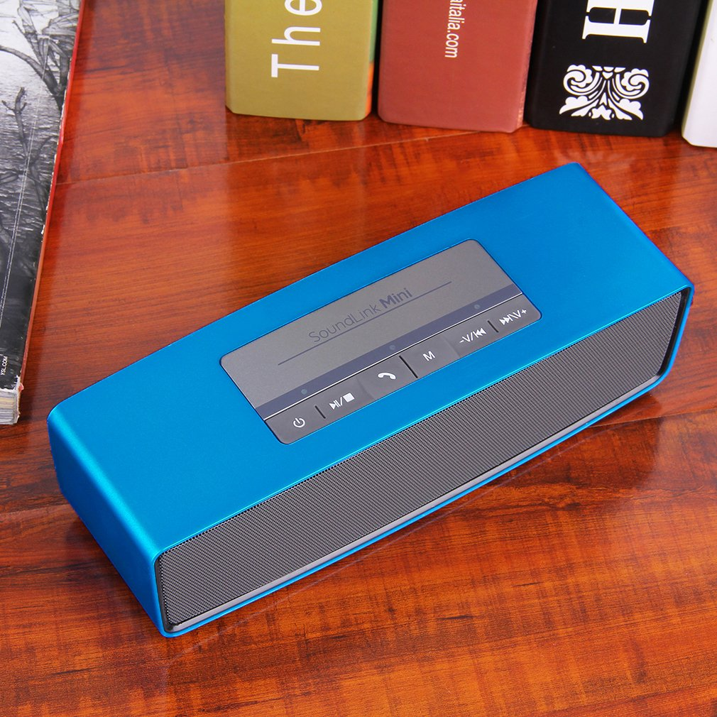 Mini Wireless Handsfree Bluetooth Dual Speaker Portable Wireless Speakers