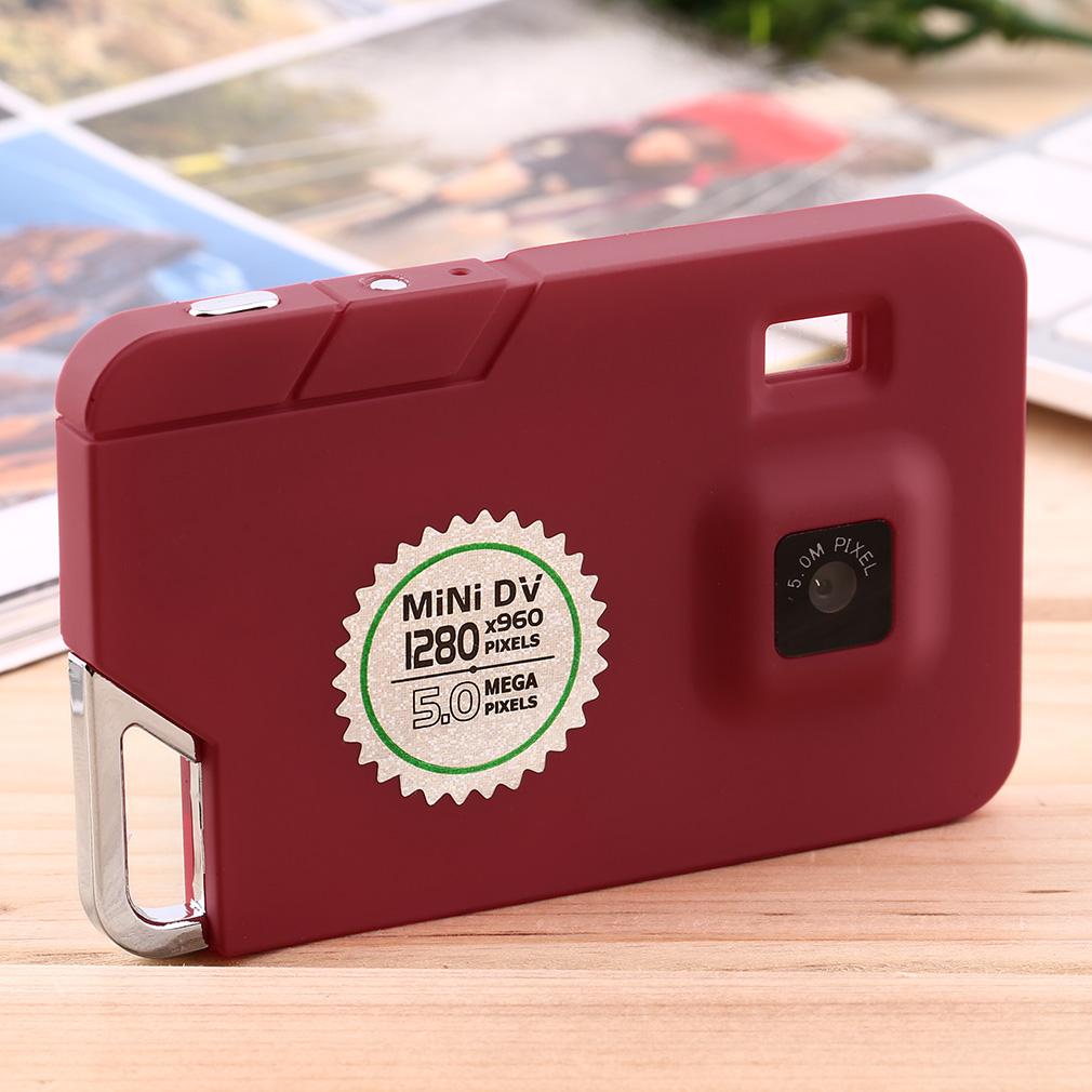 Mini USB 2.0 1280*1024 3.0M Pixels DV Video Camera Support 32GB TF Card