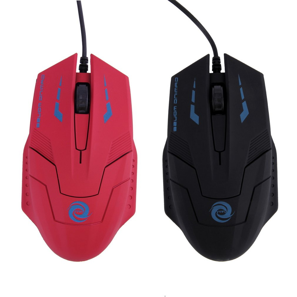 Cool USB Cable Optical Mouse Professional Gaming Mouse for PC Laptop Gamer