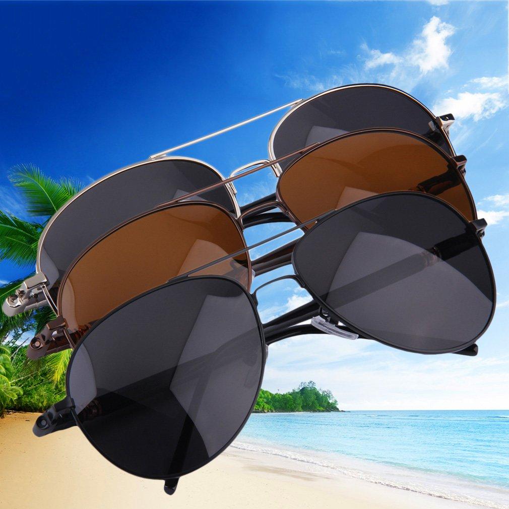 Men's Fashion Polarized Sunglasses Driving Outdoor sports Eyewear Glasses