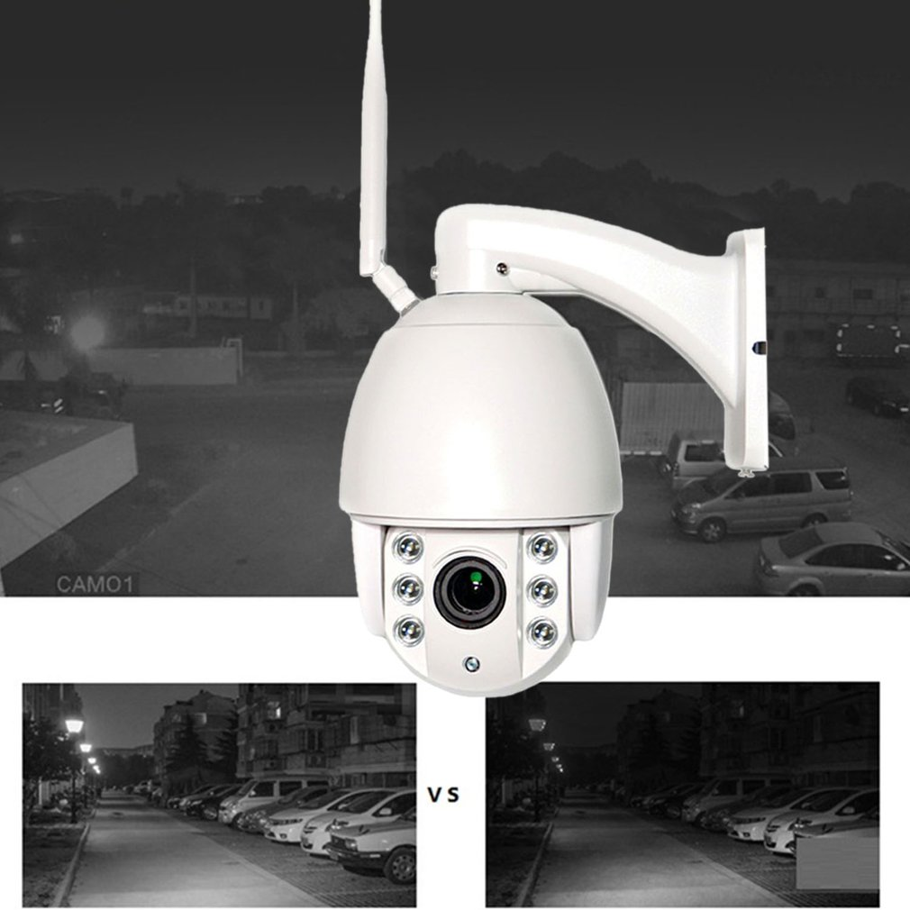 Maikou 2.0MP Camera Wifi Support TF Home Security Video Surveillance Camcorder