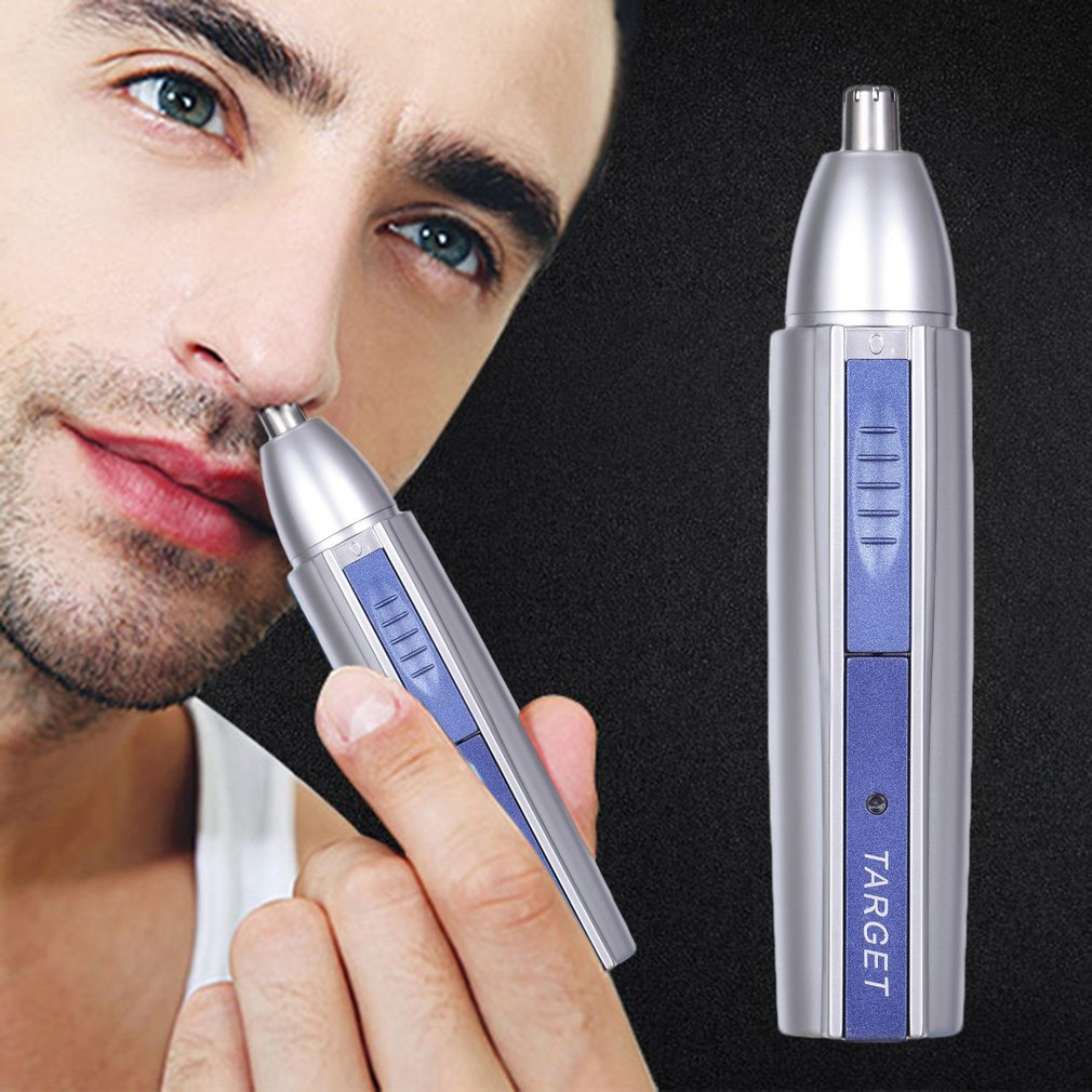 TG300-3 Portable 2 in 1 Rechargeable Host with Nose Hair Trimmer Shaver Head