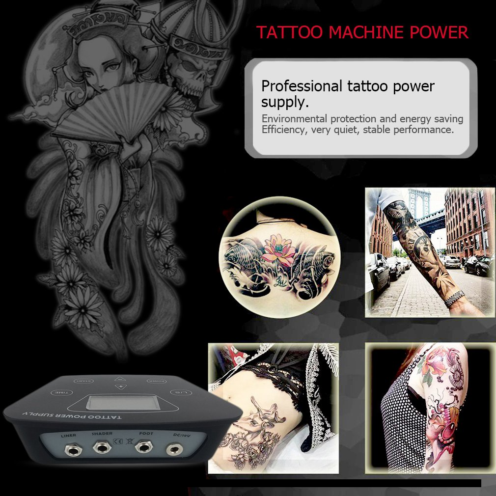 Professional Tattoo Power Supply Motor Power Tattoo Machine For Liner Shader