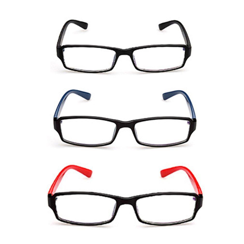 Trendy Vintage Women PC Eyeglass Glasses Frame Classic Plain Glasses Ledies Eyewear Glasses Frame Myopia Frame
