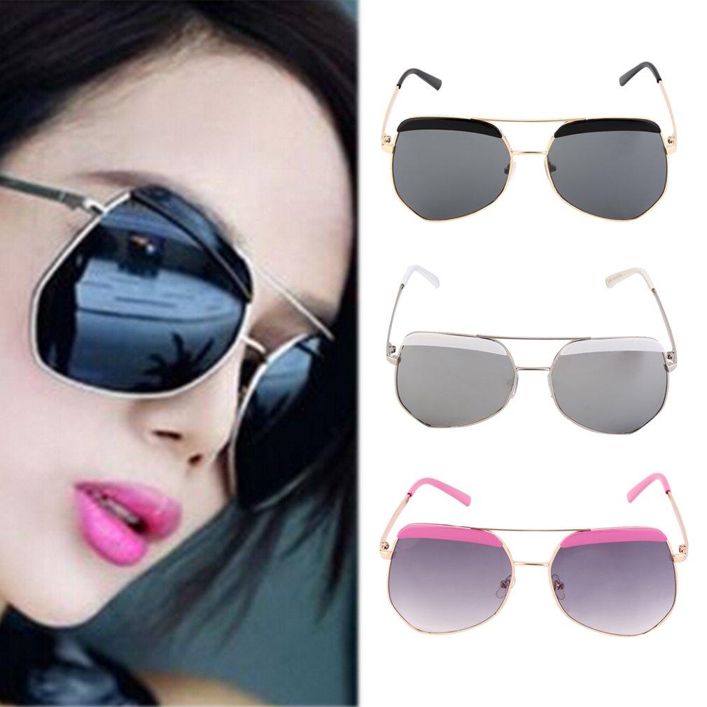 New Hot Summer Men's Women's Film Reflective Sunglasses Fashion Eyewear
