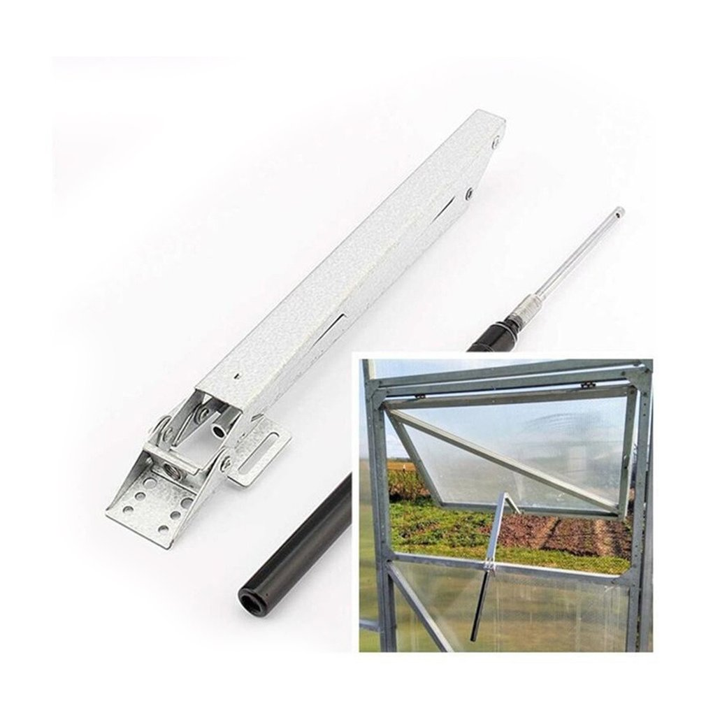 Automatic Greenhouse Window Opener Heat Sensitive Agricultural Vent Opener