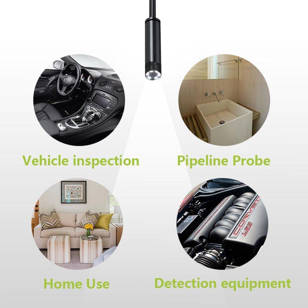AV Endoscope Waterproof Inspection For Medical Treatment Machine Inspection.