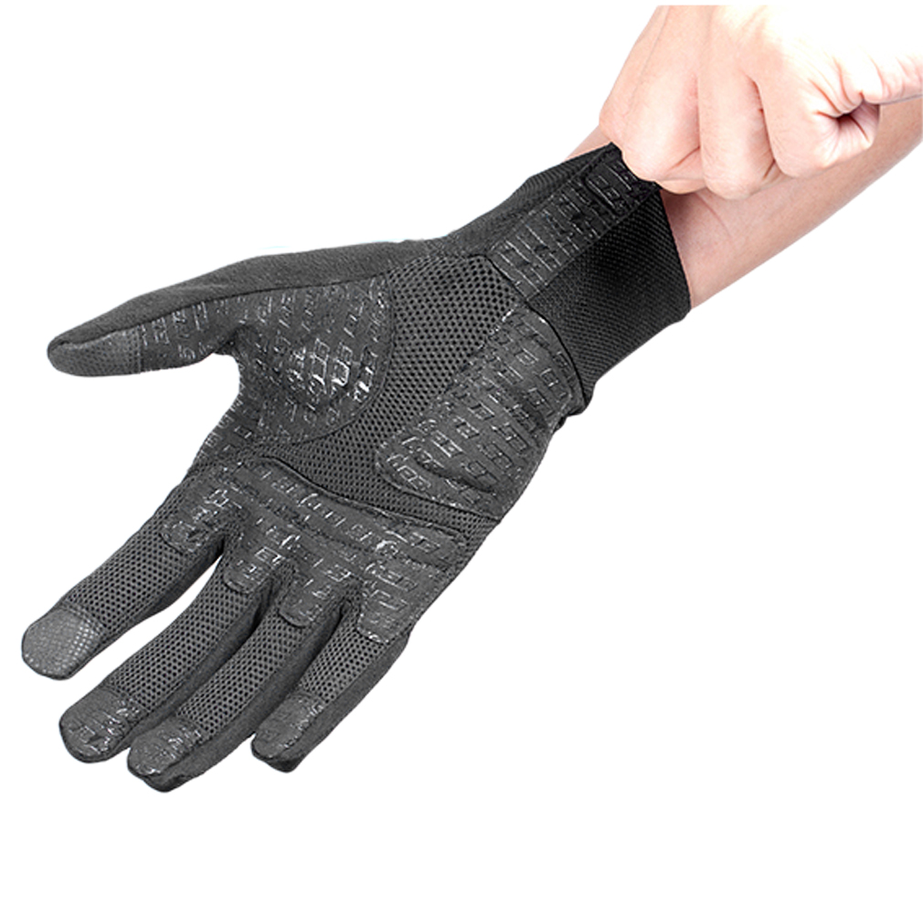 Bike Winter Touch Screen Sports Windproof Cycling Warm Full Finger Glove