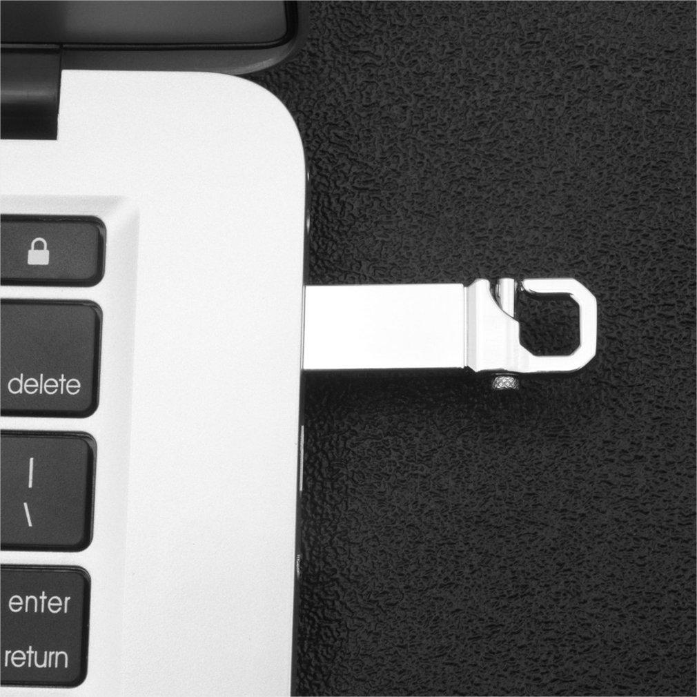 Key Chain Flash Drive USB Pen Drive External Memory Stick USB2.0 U-disk