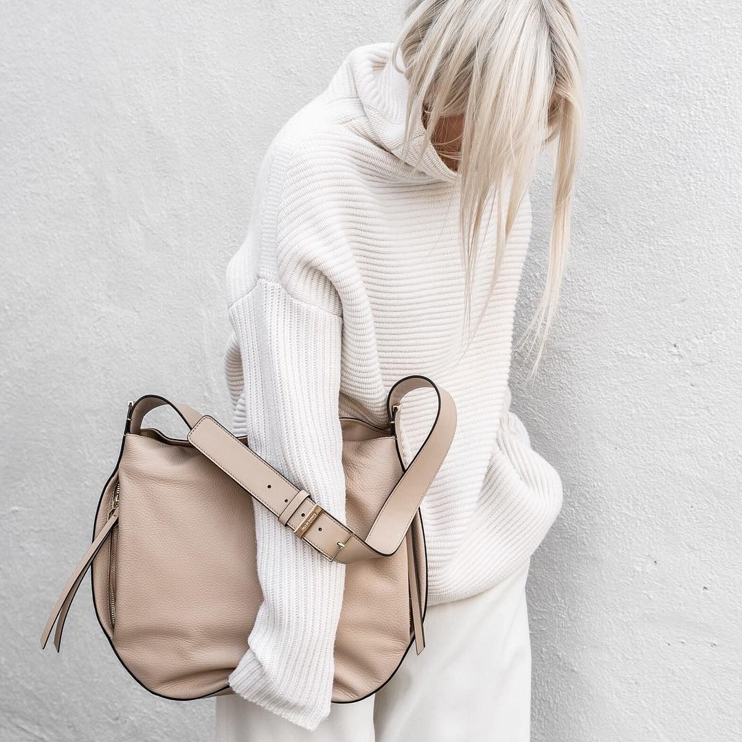 Autumn And Winter Loose Turtleneck Sweater