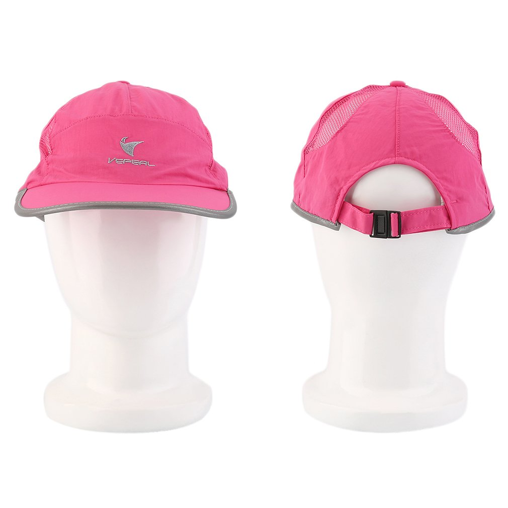 Women Men Breathable Mesh Baseball Cap Summer Outdoor Sun Protection Hat
