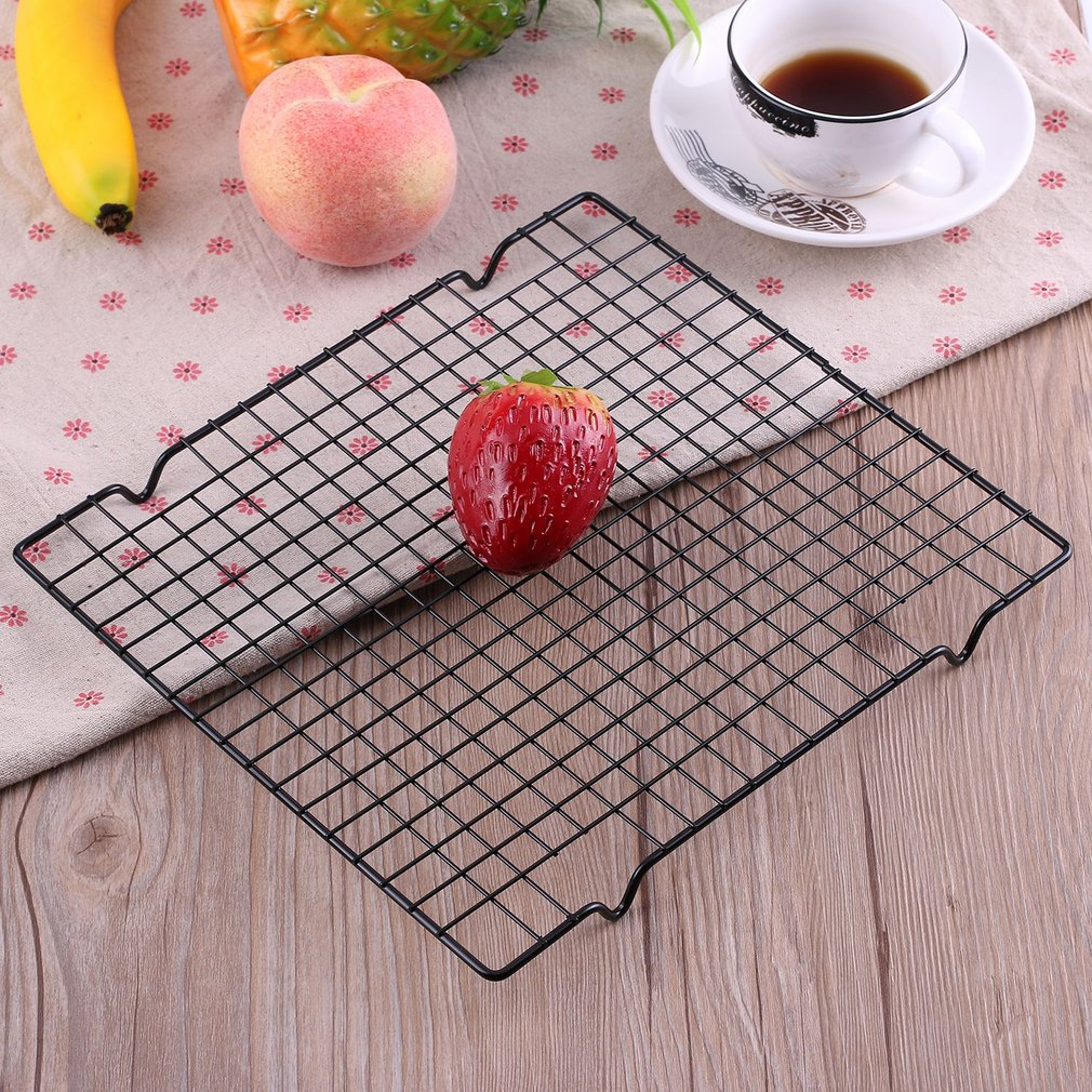 MANBO Baking Cooling Net Carbon Steel Material Net Durable And High Hardness