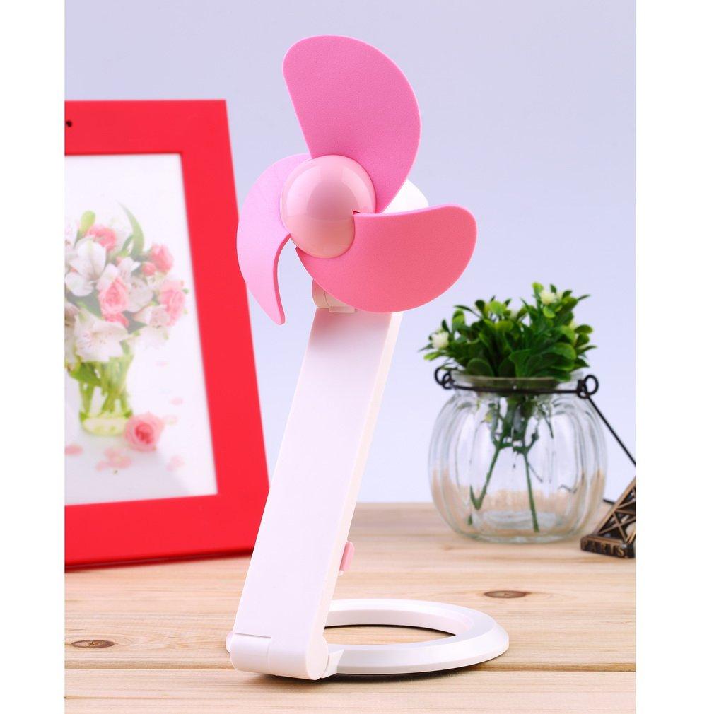 Mini Portable Folding USB Fan Cooler Desktop Fan Computer Table Fan Cooler