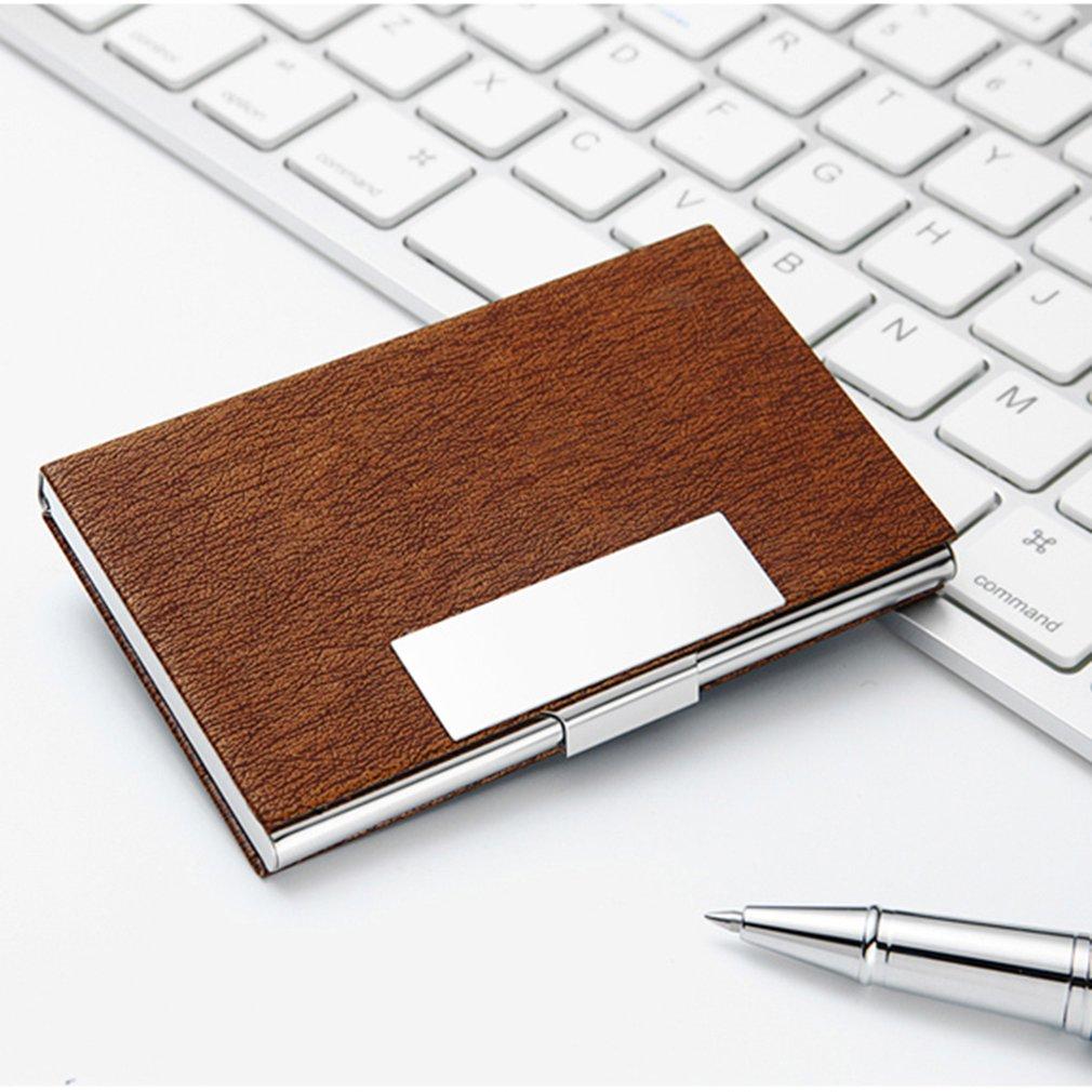 Elegant Oracle Texture Business Card Cigarette Credit Card Holder Case