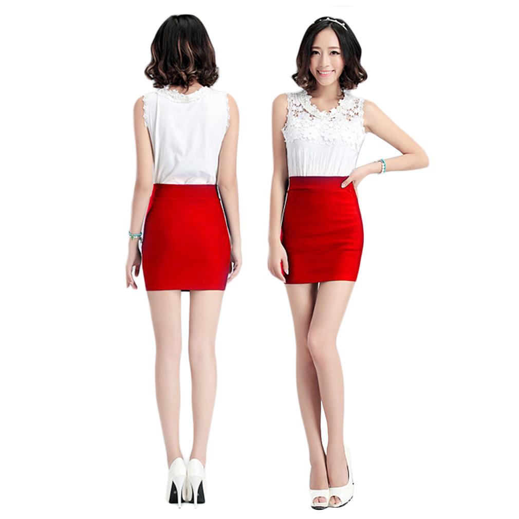 New High Quality Elegant Fashion Sexy Design Slimming Skinny Sexy Skirt