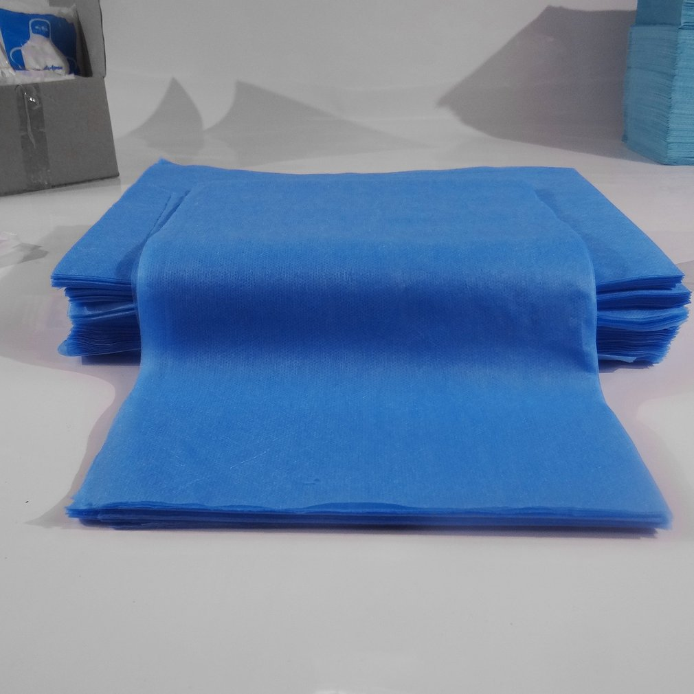 20pcs Disposable Mattress Sheet Tattoo Sanitation Waterproof Bed Sheet Cloth