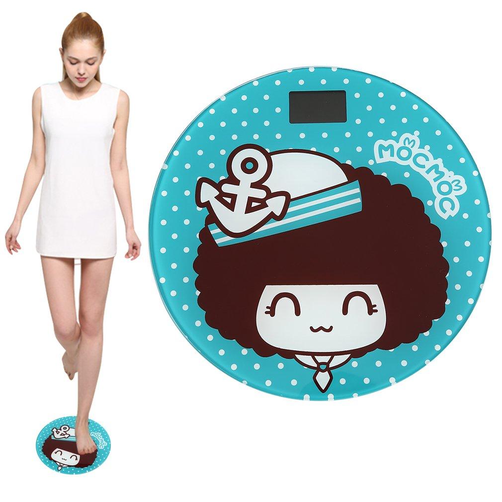 Cute Cartoon Electronic Digital Body Scale Digital Weight Kitchen Scale