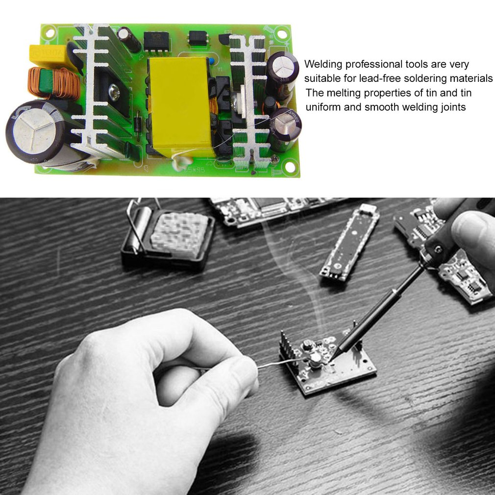 Power Switch Control Board For Repair Welding Machine Soldering Board Panel