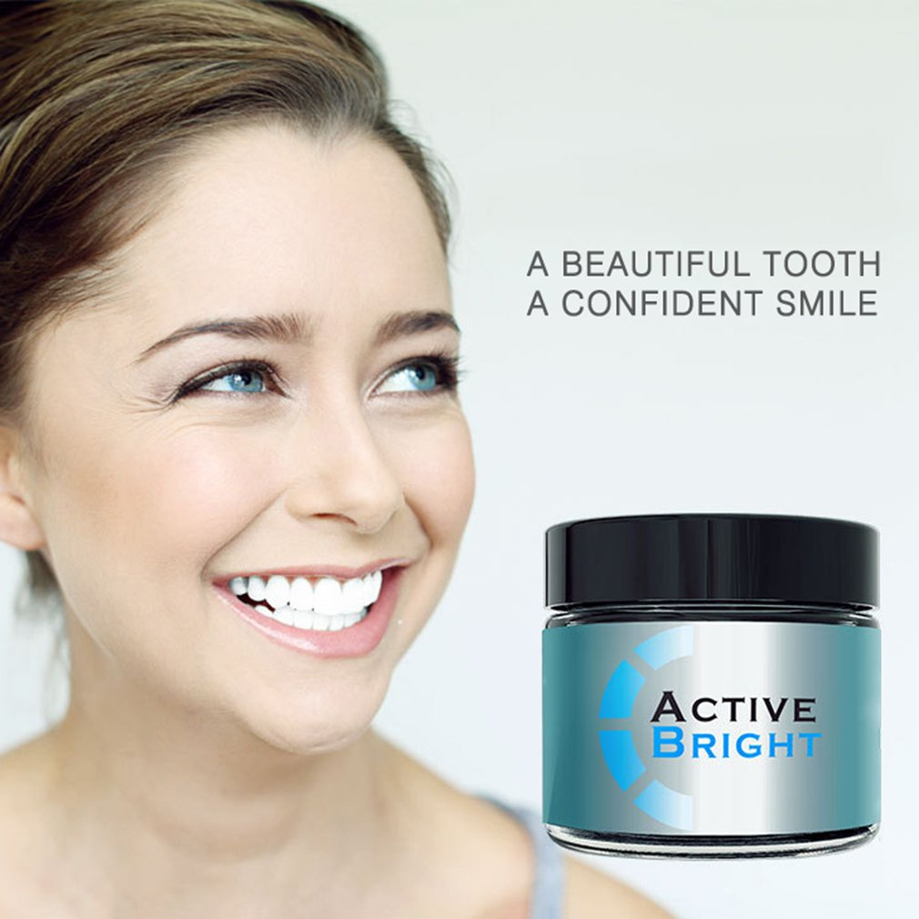 Cocoanut Active Charcoal Powder Oral Care Washing Cleaning Powder Whiten Teeth