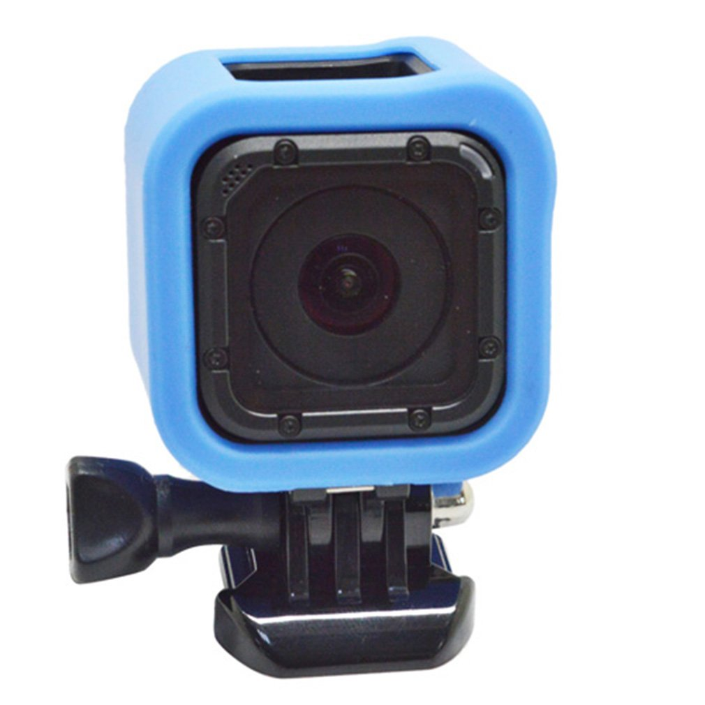 Housing Case Cover Skin Shell Protector HD Lens Cap for GoPro Hero4 Session