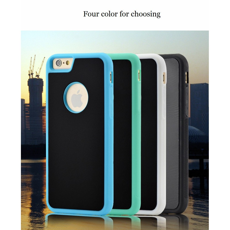 Antigravity Case For iPhone6 6 plus Magic Nano Suction Cover Adsorbed Car Anti gravity Shell For iPhone 6s Phone Cases