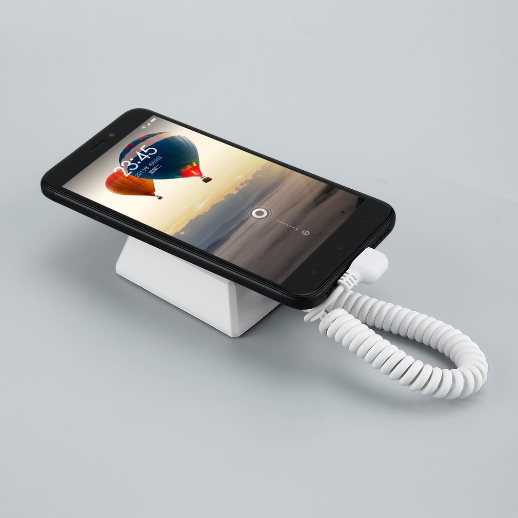 A33 Anti-theft Stand for Android IOS Type-C Alarm System Charging Function