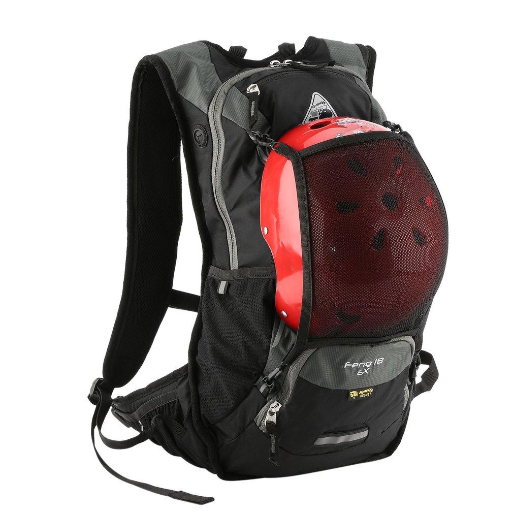 KIMLEE Male Female Sport Bag Waterproof Cross Country Riding Travel Backpack