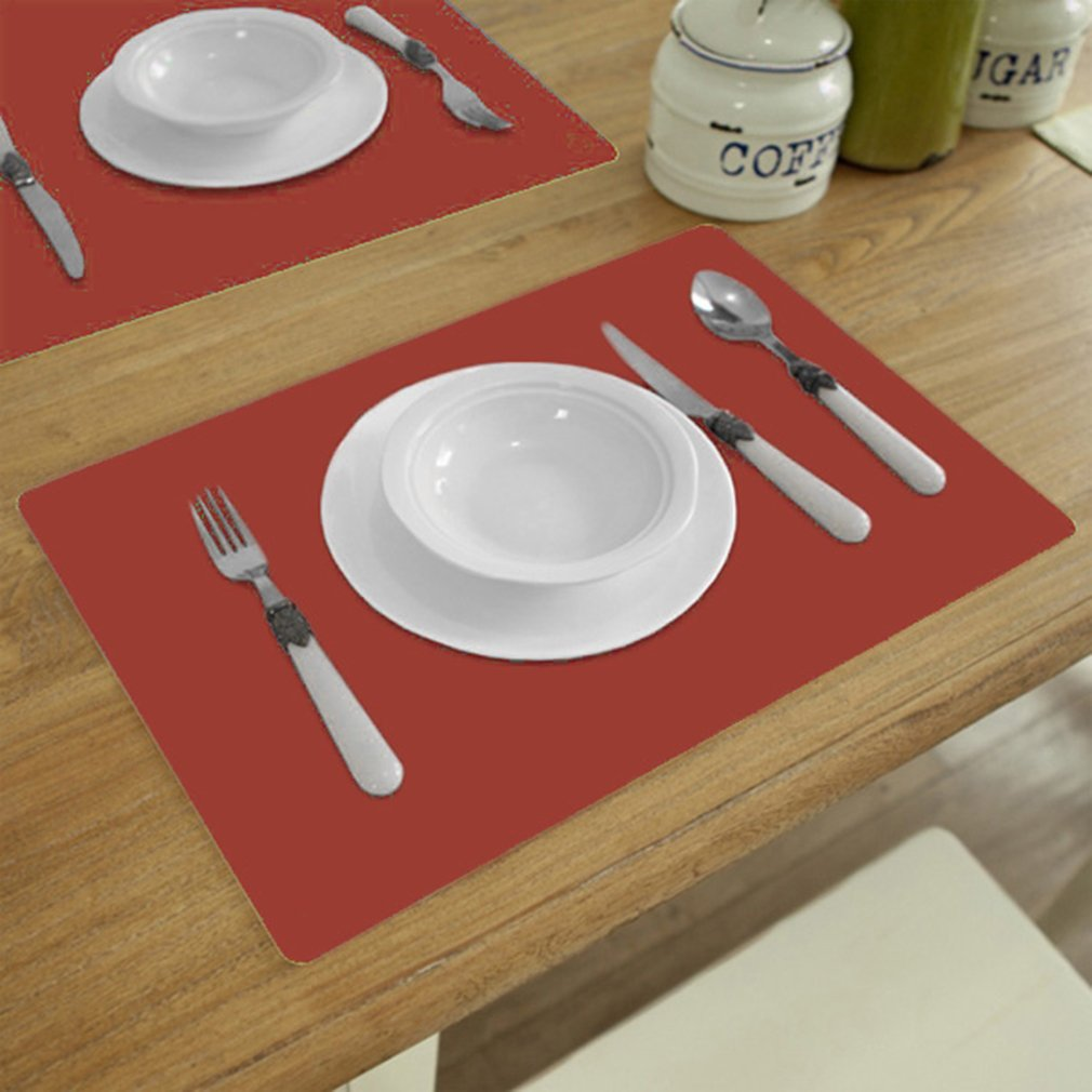 New Practical Large high-grade environmental protection silicone food pad