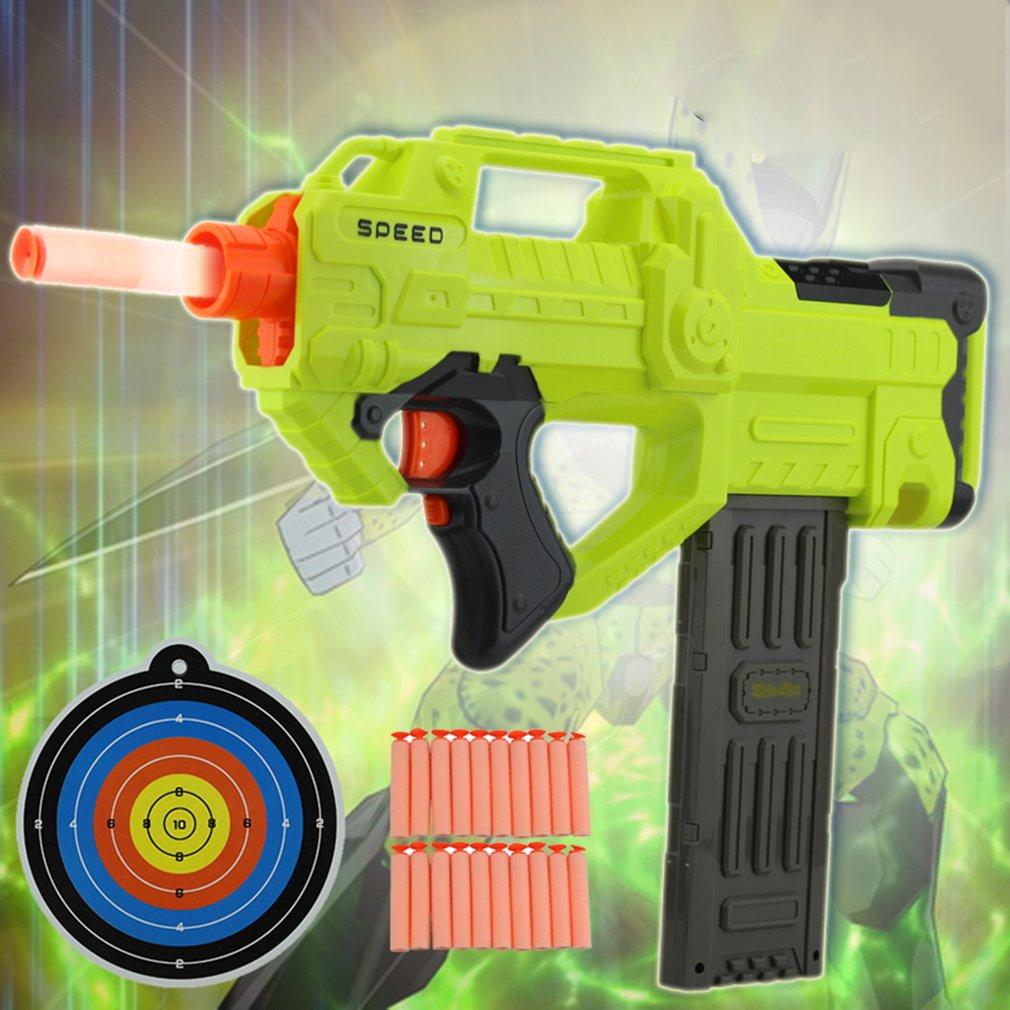 Children Toy Gun 10M Range Electric Soft Bullet Gun Imitation Toy Gun Q023