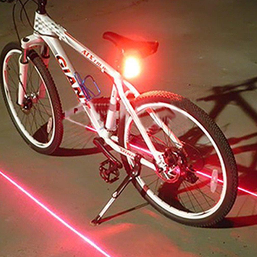 Red LED Bicycle Light Led Bike Light Led Bicycle Waterproof Back Rear Light