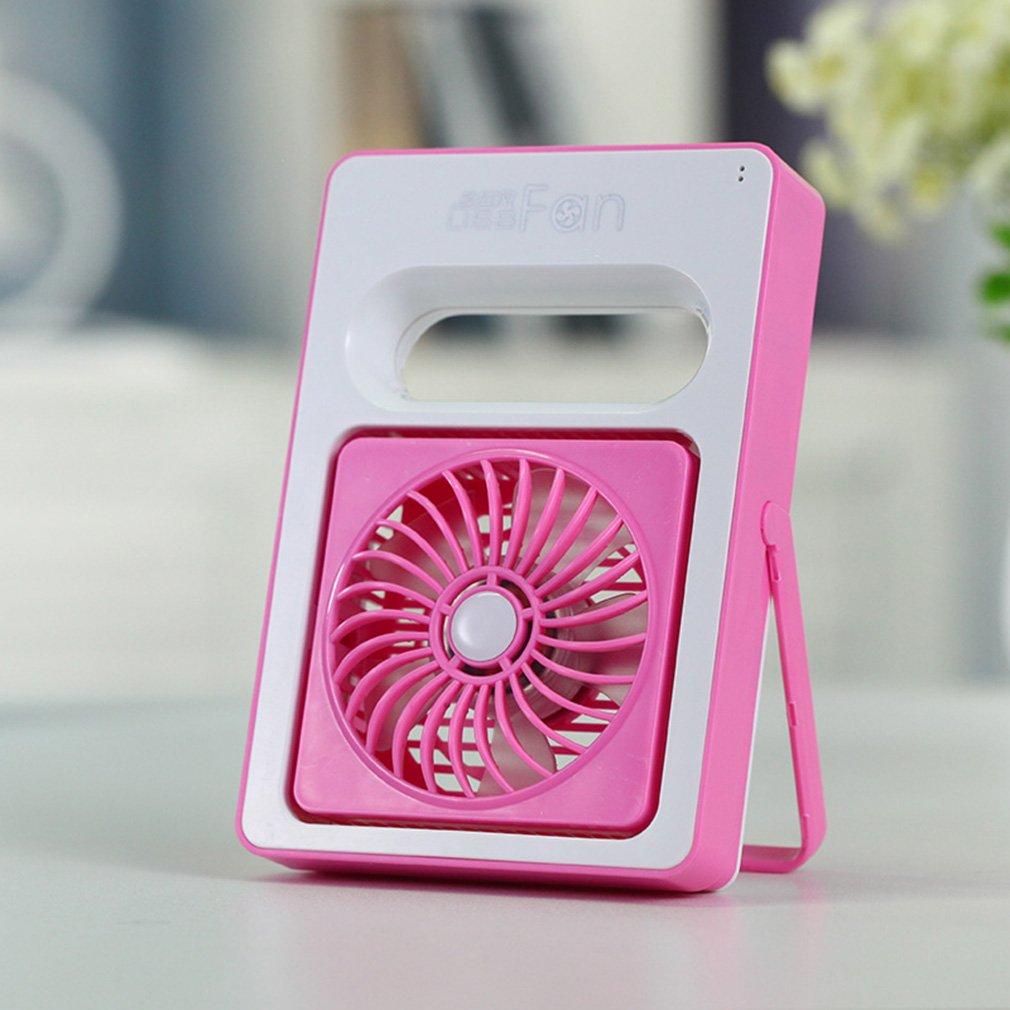 Mini Portable USB Super Mute Desktop PC Notebook Air Cooler Cooling Fan