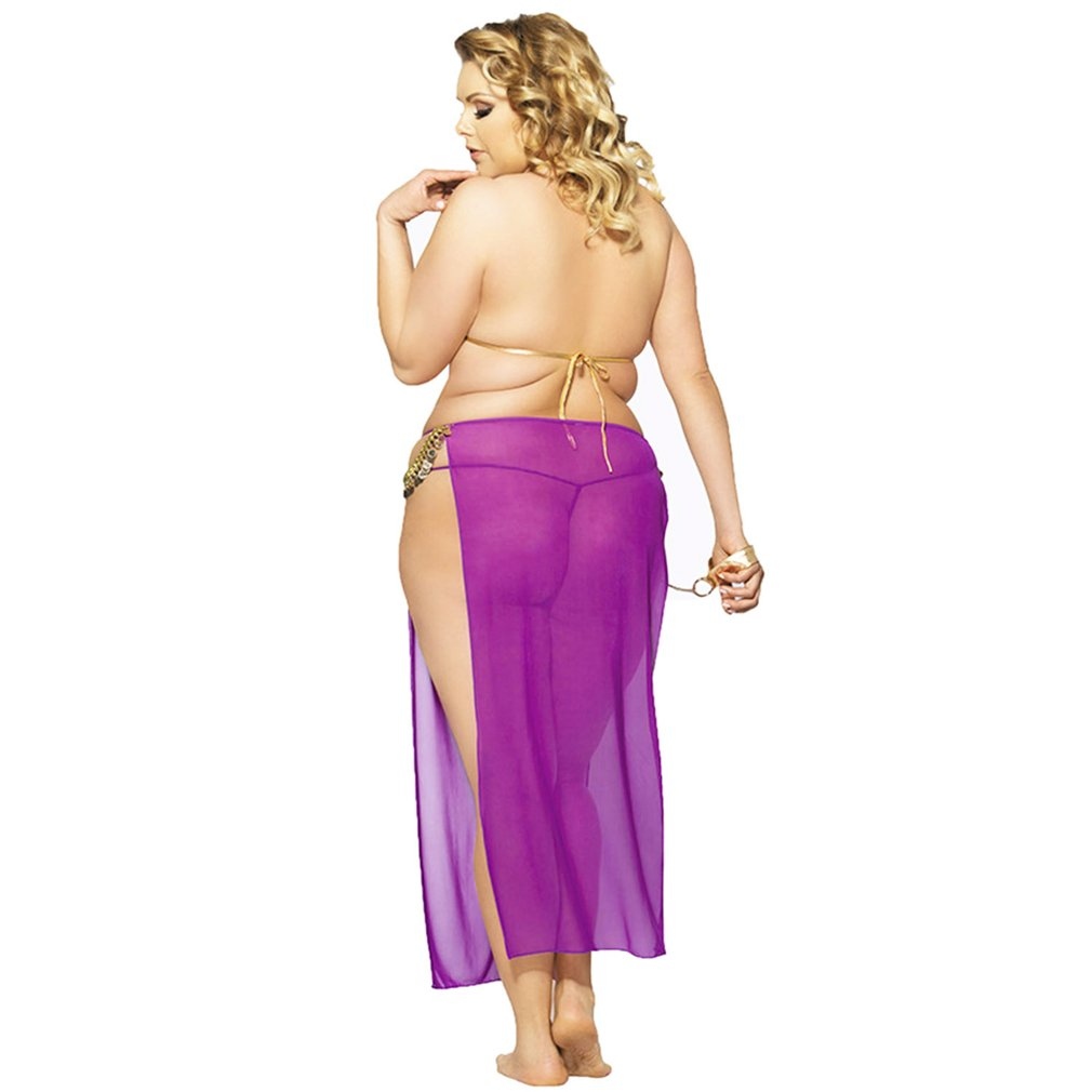 Plus Size Sexy Lingerie Costumes Sexy Ladies Role Playing Attractive Clothes