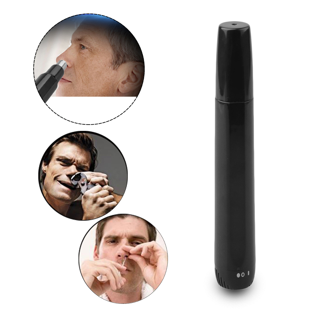 Professional Water Resistant Heavy Duty Steel Nose Trimmer with LED light