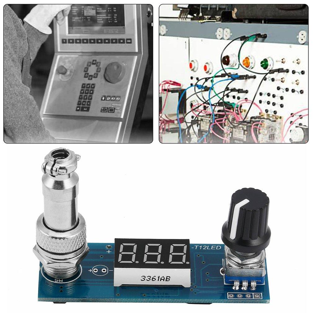 Temperature STC Controller Digital Soldering Station Display Control Board