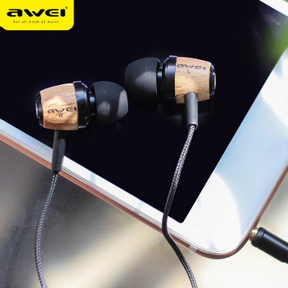 Q9 Universal Design 3.5MM Plug Stereo Music Deep Bass Music In-Ear Earphones