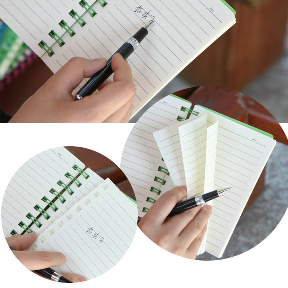 Daily Weekly Planner Notebook School Students Diary Journal Notebook Paper Sketch Book School Office Stationery